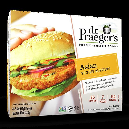 Dr Praeger's® Asian Veggie Burgers