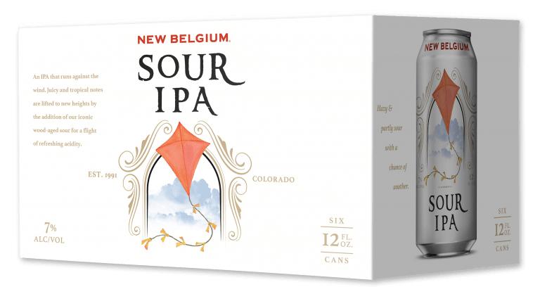 New Belgium® Sour India Pale Ale IPA