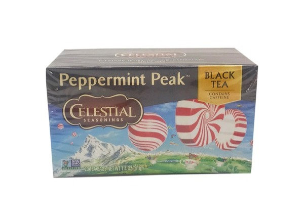 Peppermint Peak Black Tea