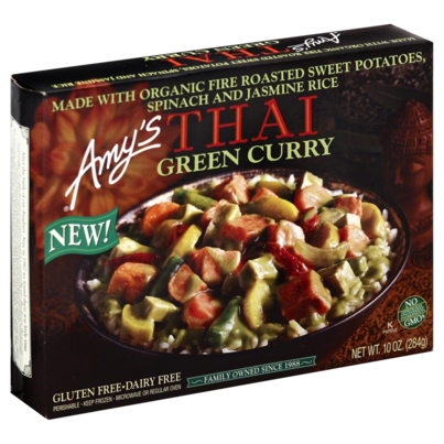 Amy's® Thai Green Curry