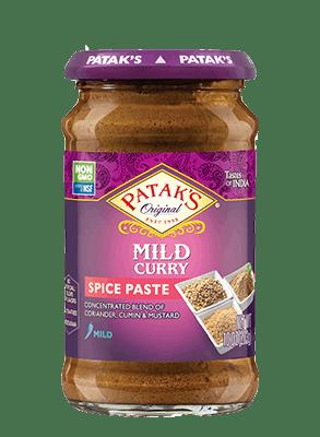 Patak's® Mild Curry Spice Paste