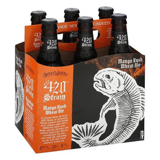 SweetWater Brewing  Co.® 420 Strain Mango Kush Wheat Ale