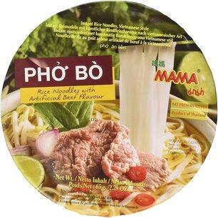 MAMA® Pho Bo Rice Noodle Bowl