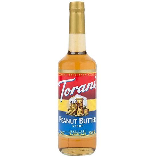 Torani® Peanut Butter Drink Syrup