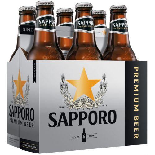 Sapporo® Premium Beer