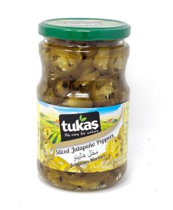 tukas® Sliced Jalapeños