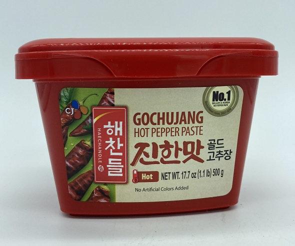 Gochujang Hot Pepper Paste