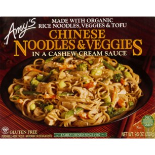 Amy's® Chinese Noodles & Veggies