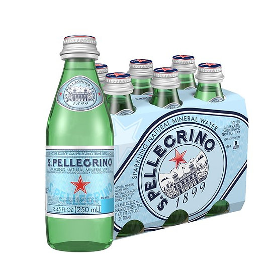 San Pellegrino® Sparkling Natural Mineral Water