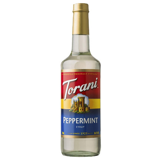 Torani® Peppermint Drink Syrup