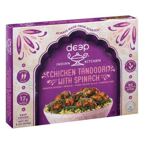 Deep® Chicken Tandoori with Spinach