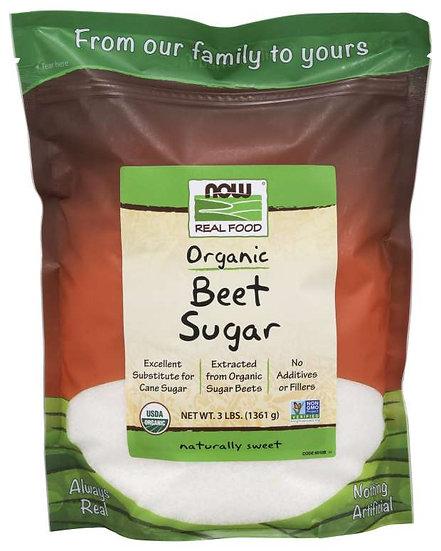 Now Real Food® Beet Sugar