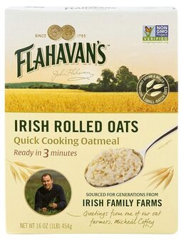 Irish Rolled Oats
