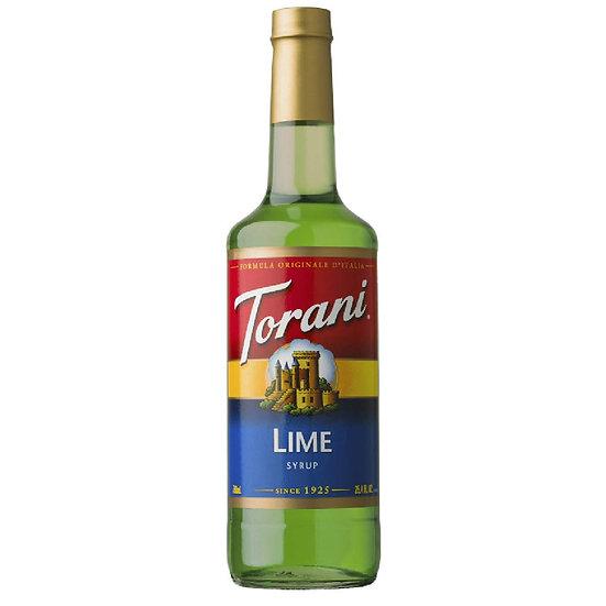 Torani® Lime Drink Syrup