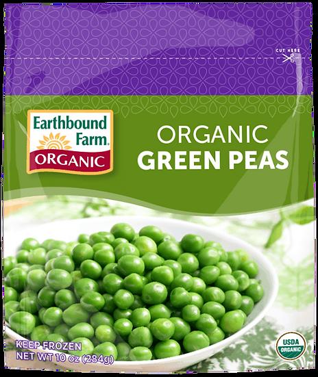 Earthbound Farm Organic Frozen Green Peas