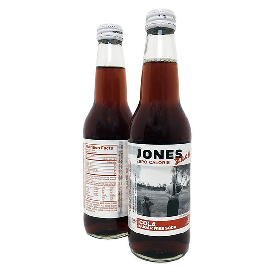 Jones Sugar Free Soda