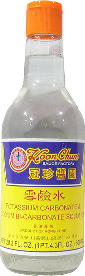 Kwon Chun® Potassium Carbonate & Sodium Bi-Carbonate Solution