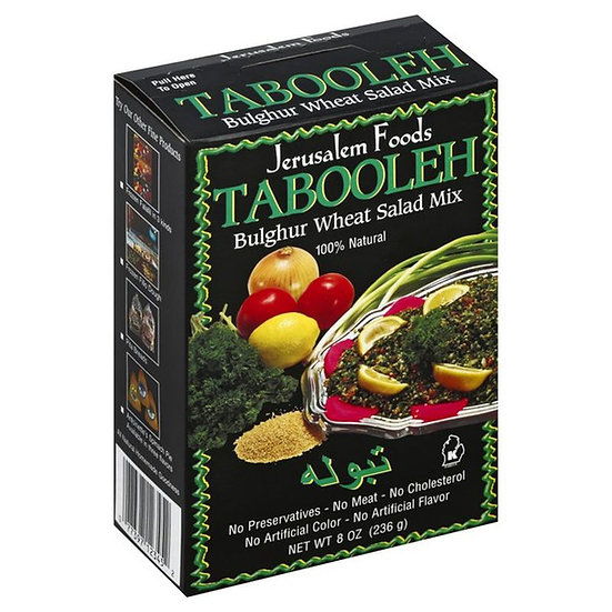 Jerusalem Foods® Tabooleh Mix