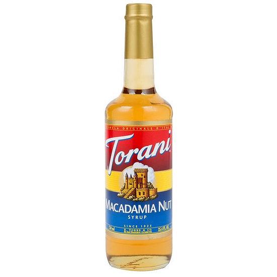Torani® Macadamia Nut Drink Syrup