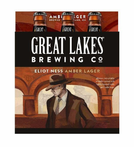 Great Lakes Brewing Co® Eliot Ness Amber Lager