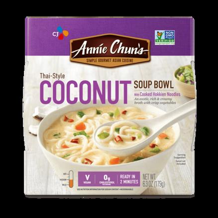 Annie Chun's® Thai Coconut Soup Bowl