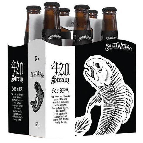 SweetWater Brewing Co.® 420 Strain G13 IPA