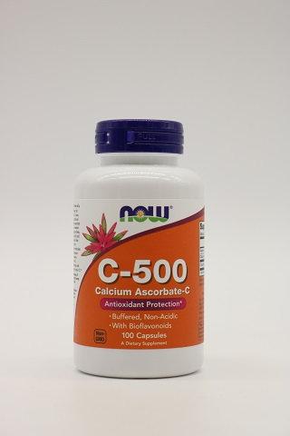 C-500 Calcium Ascorbate-C