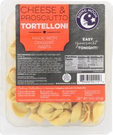 Rising Moon® Cheese & Prosciutto Tortellini