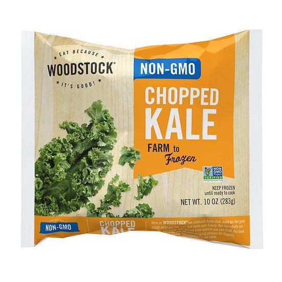 Woodstock Frozen Chopped Kale