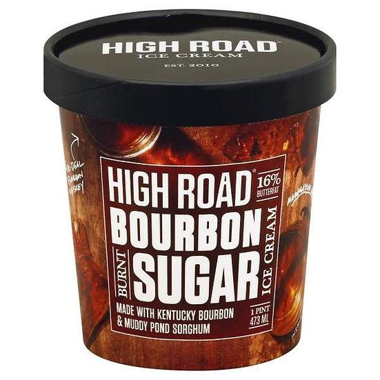 High Road Bourbon Burnt SugarIce Cream