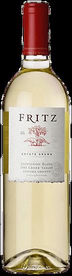 Fritz 2013 Estate Grown Sauvignon Blanc