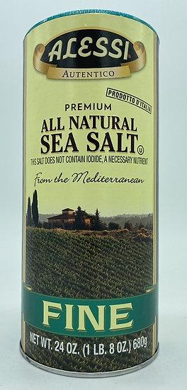All Natural Sea Salt - Fine