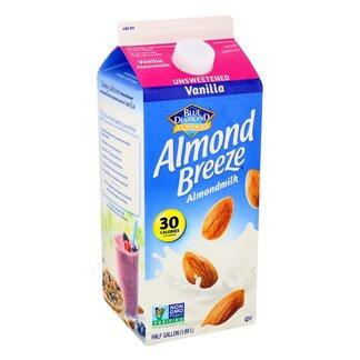 Unsweetened Vanilla Almond Milk