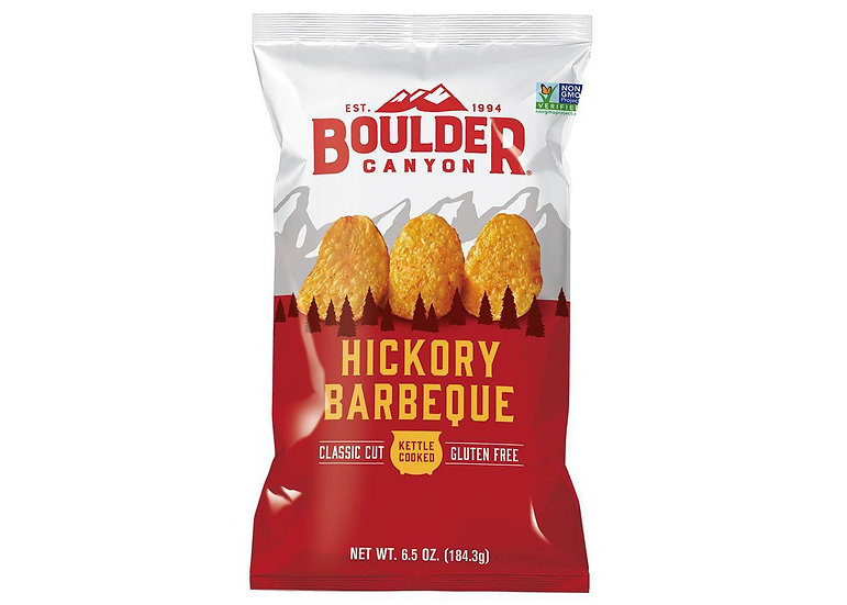 Hickory Barbeque Chips