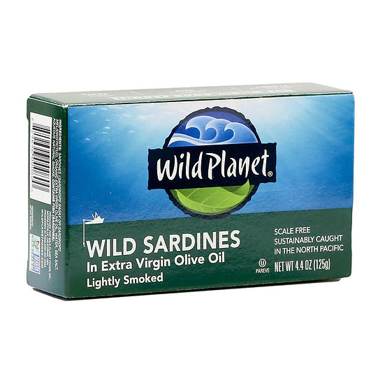 Wild Planet® Sardines in EVOO
