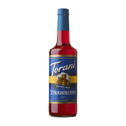 Sugar Free Torani® Strawberry Drink Syrup