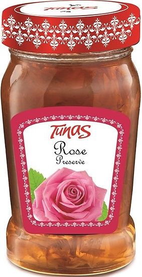 Tunas® Rose Preserve