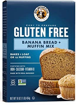 Gluten Free Banana Muffin Mix
