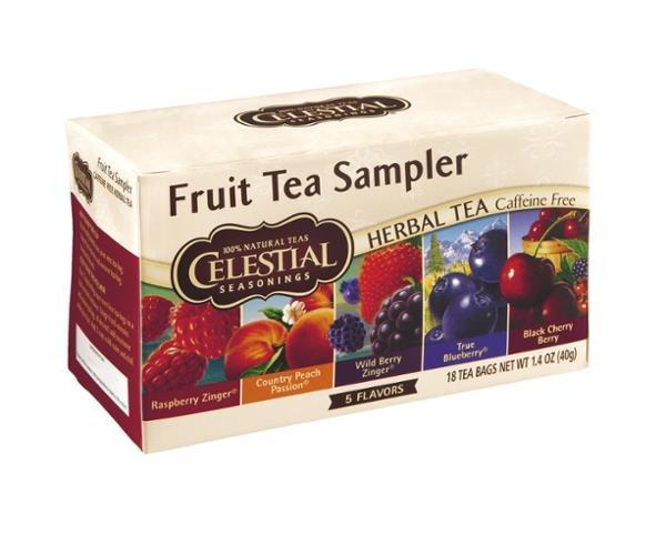 Fruit Tea Sampler