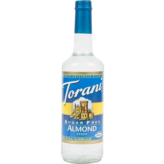 Sugar Free Torani® Almond Drink Syrup