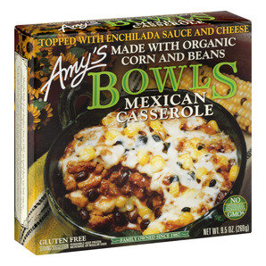 Amy's® Bowls Mexican Casserole
