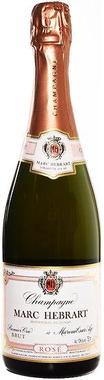 Marc Hebrart Brut Rose Champagne, Premier Cru.