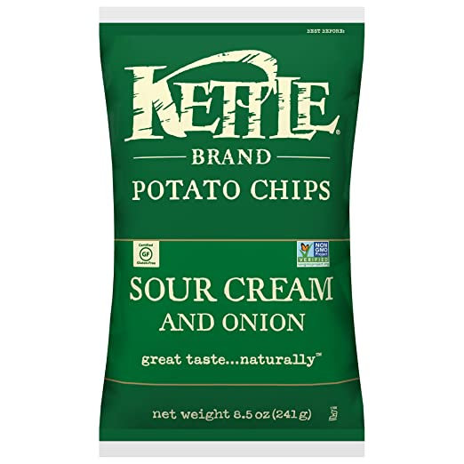 Sour Cream & Onion Chips