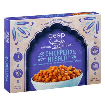 Deep® Chickpea Masala - Vegan