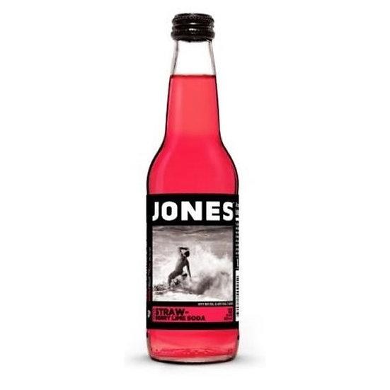 Jones Strawberry Lime