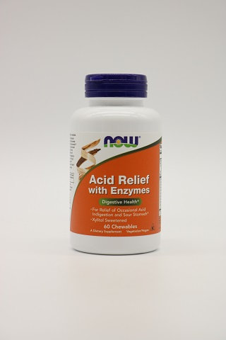 Acid Relief w/Enzymes
