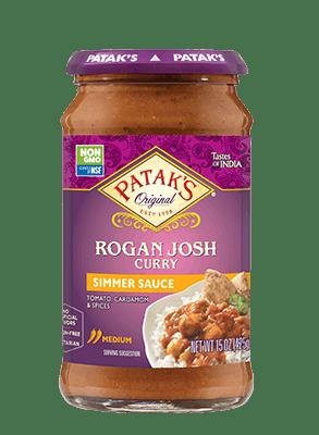 Patak's® Rogan Josh Curry Simmer Sauce