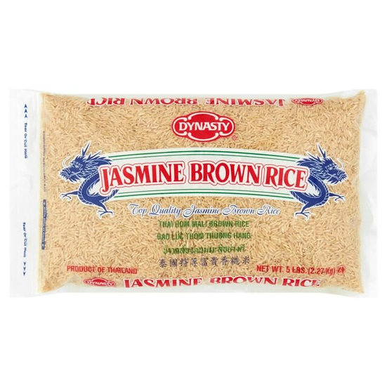 Dynasty® Jasmin Brown Rice