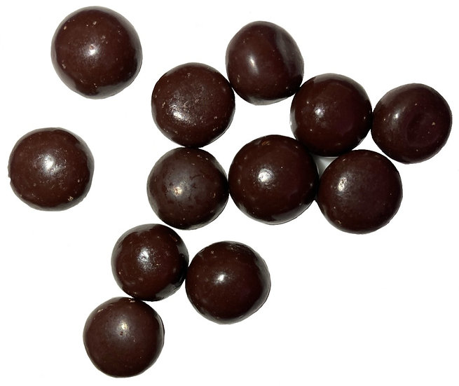 Chocolate Dipped Blueberries