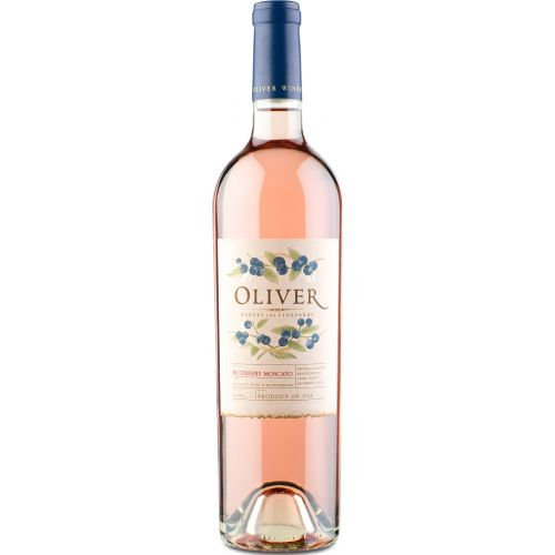 Oliver Winery Blueberry Moscato